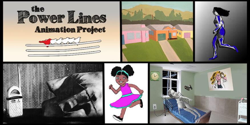 5dc26e2ff67939695c81906c Power Lines Animation Project promo website